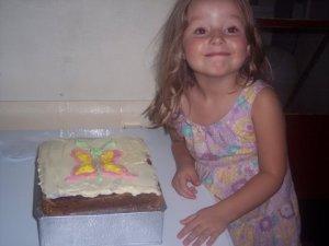 Katie's Butterfly Birthday